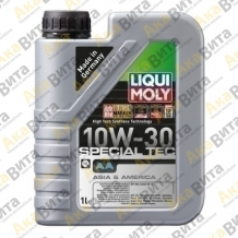 Моторное масло 10W-30 1Л Liqui Moly 7523 SPECIAL TEC AA (LEICHTLAUF SPECIAL AA)