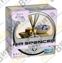 Ароматизатор Eikosha Air Spencer меловый XU WHITE A-65